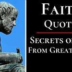 Faith Quotes By Philosophers Poets and Authors