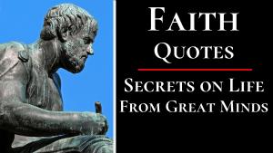Faith Quotes