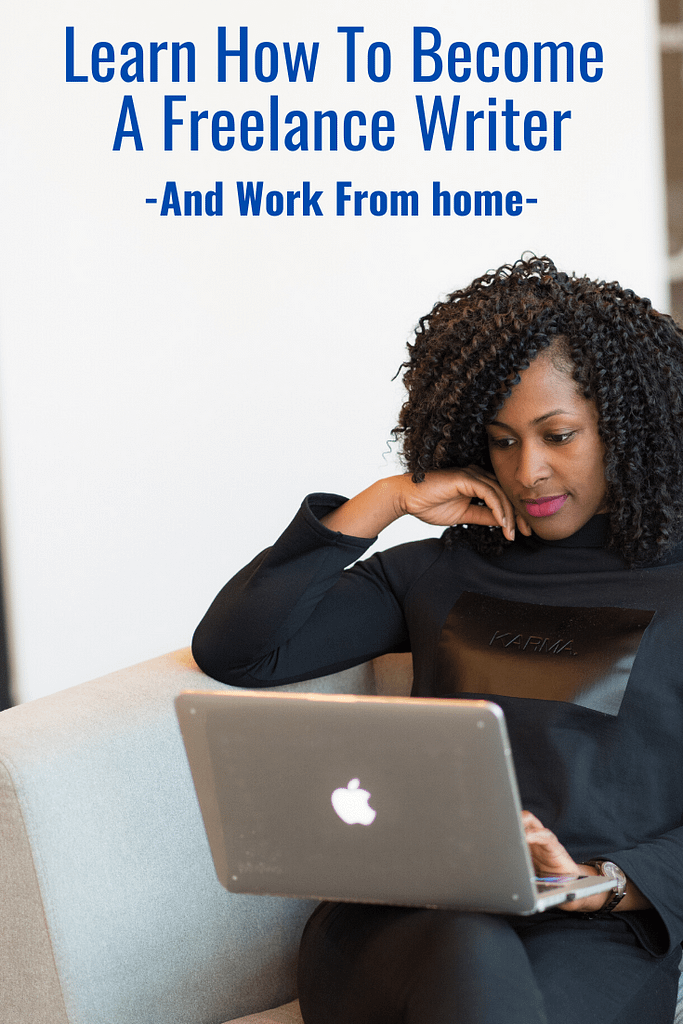 Become A Freelance Writer at Home