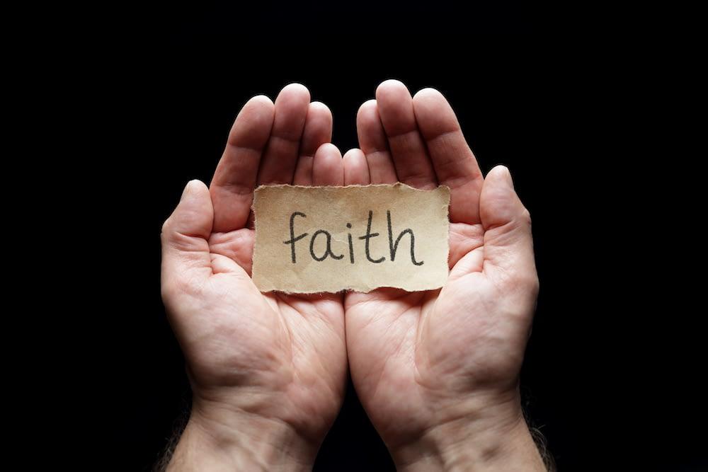 Moving forward with faith