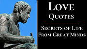 Love Quotes By Philosophers, Poets, and Authors