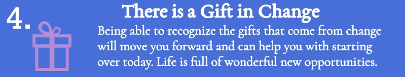 There is a Gift in Change